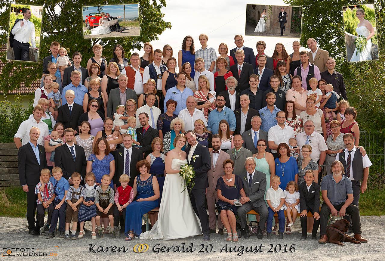 Gruppenfoto in Deggendorf