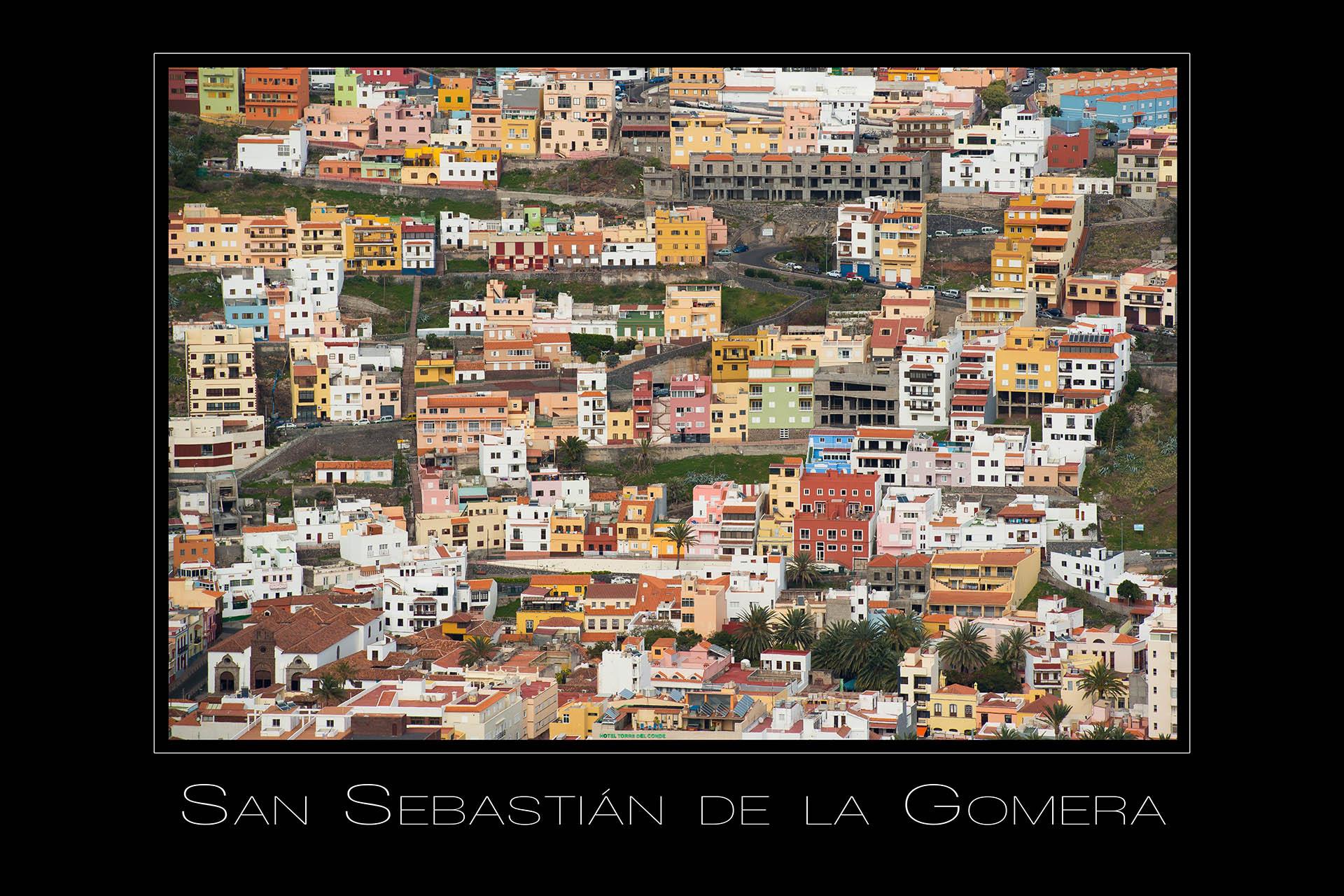 Landschaftsfotografie San Sebastian de la Gomera Spanien